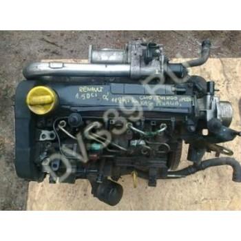 CLIO II ,kangoo,twingo,1.5 dCi Двигатель