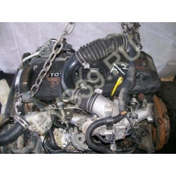 Двигатель  mosty toyota hilux 2.8 D 3L