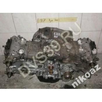 SUBARU IMPREZA 2.0 2,0 TURBO 98 EJ20 Двигатель