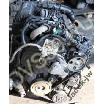 Двигатель Citroen C5 C6 1.6 HDi 1.6hdi 9HZ 04r