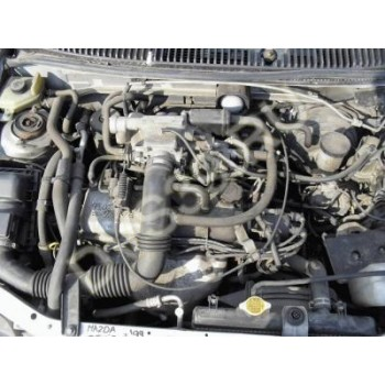 Двигатель MAZDA DEMIO 1.3 16V 323F ROBCAR