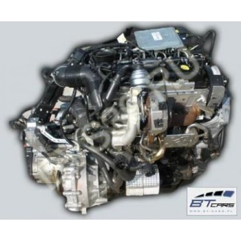 VW PASSAT B6 JETTA Двигатель 1.6 TDi CAY CAYB 90 Km
