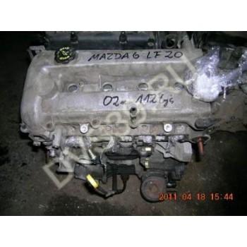 MAZDA6 MAZDA 6 02-07 Двигатель 2.0 16V LF20