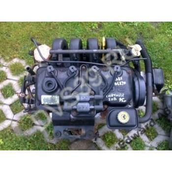 Двигатель CHRYSLER NEON 2.0 95r