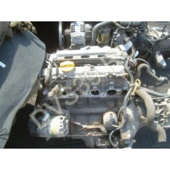 OPEL ASTRA II ZAFIRA VECTRA B Двигатель 1.8 16V Z18XE