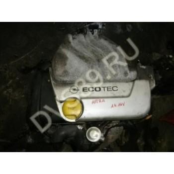 OPEL ASTRA TIGRA VECTRA 1.6 16V Двигатель
