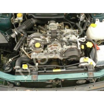 SUBARU IMPREZA 97R. Двигатель 2.0