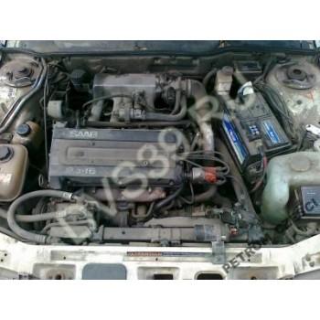 Двигатель SAAB 9000 2,3 TURBO 16V 1985 - 1991