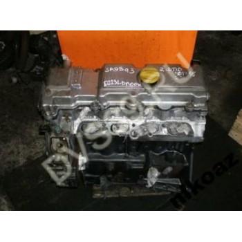 SAAB 93 2.2 2,2 TID DTI 98 Двигатель