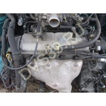 Двигатель Mazda Demio 1,3 Бензин