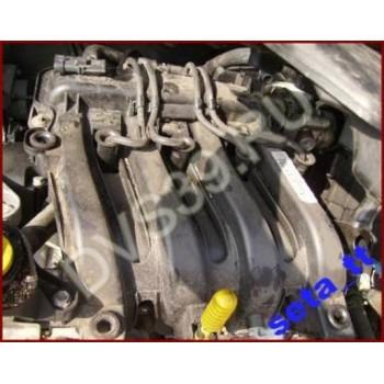 CLIO 3 III 06r 1.2 8V Двигатель D4F D740