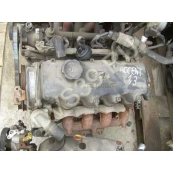 HYUNDAI ACCENT  - Двигатель 1.3 12V__