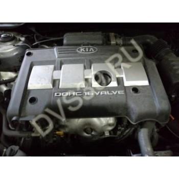 KIA CERATO 2005 1,6 B Двигатель  20 tys.