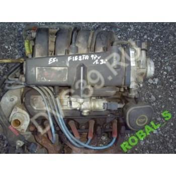 Двигатель Ford Fiesta Mazda 121 1.3i EFi