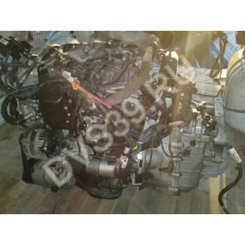 LAND ROVER FREELANDER II 2 2008 2,2D Двигатель