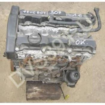 PEUGEOT 307 1.6 16v 1,6 Двигатель 2003