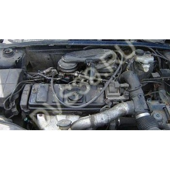 Двигатель PEUGEOT 106 CITROEN AX 1,4 1.4