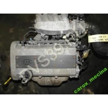 KIA SEPHIA 1.5 00R. Двигатель  BFD