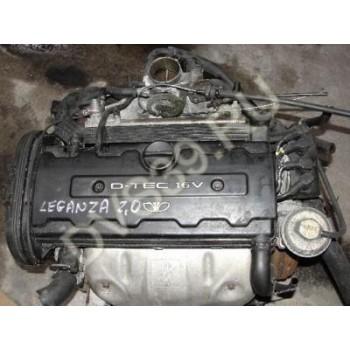 Двигатель - DAEWOO LEGANZA 2,0