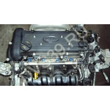 Двигатель KIA CEED,HYUNDAI I30 1.4 16V 2008r.