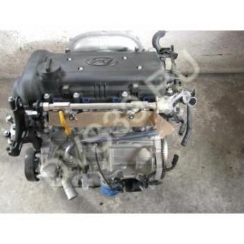 Двигатель Hyundai i30 Kia ceed 1.4 16V