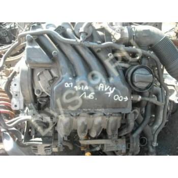 Двигатель skoda octavia 1,6 AVU 2003r