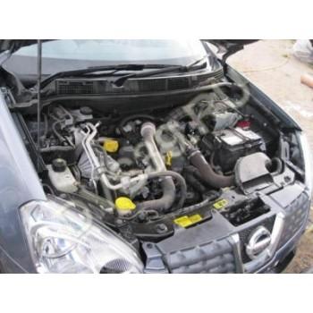 Двигатель NISSAN QASHQAI 1,5 DCI 2008 Год