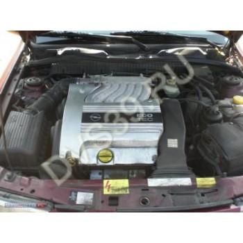 OPEL VECTRA CALIBRA Двигатель 2.5 V6