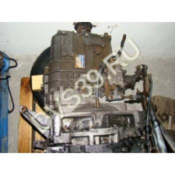 MAN 8.163 - 2002r -Коробка ZF ECOLITE 6S36