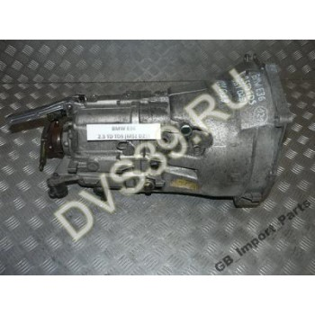 BMW E36 2.5 TD TDS M51 Коробка