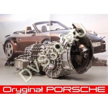 Porsche 996 6-Передач Коробка Передач, GT3, G96.96