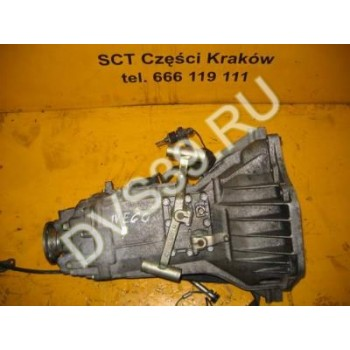 IVECO 35C10 C13 C15 Коробка 5 LUB 6-ступ