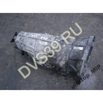 Коробка BMW E38 740D 4.0D