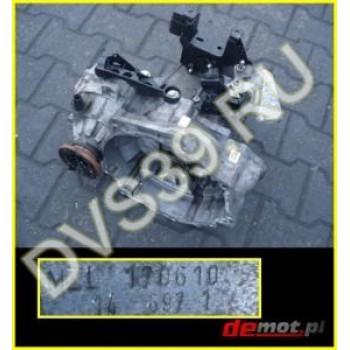 SKODA FABIA II (2010-) 1.6 TDI MZL Коробка передач