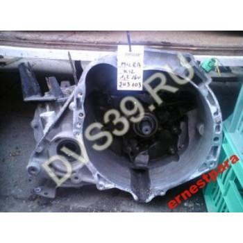 Micra K12  Коробка  1.2 16V JH 3103
