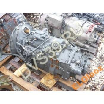 SCANIA R -  Коробка  механическая 2005r R470HPI