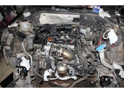 Volkswagen Tiguan 1.4 TSI 4 Motion ремонт ДВС