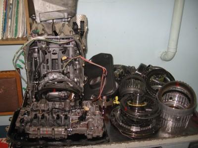 Volkswagen Touareg 4.2 V8 АКПП Aisin или как японцы подложили свинью