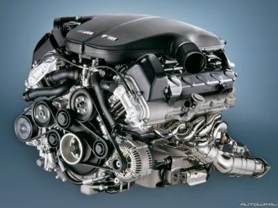 Капремонт двигателя E60 S85