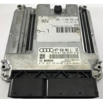 4F7910401L 0281016460 компьютер ЭБУ Audi A6 C6 CANC