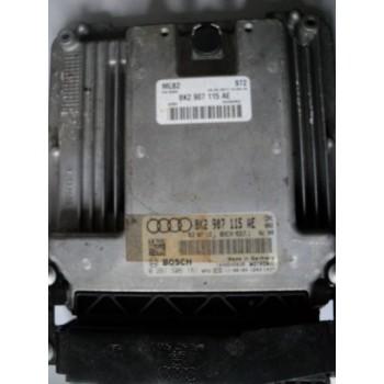 0261S06181 компьютер двигателя AUDI A4 B8 2.0