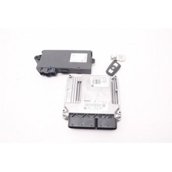 7810002 BMW E81 E87 123D контроллер двигателя IMMO