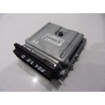 0281017963 компьютер двигателя BMW 7 F01 F02 3.0 D