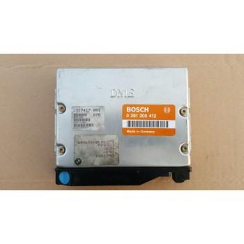 0261200412 компьютер BMW M5 3.8 контроллер двигателя