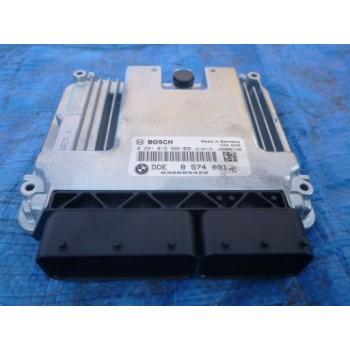BMW 1 2 3 4 5 X3 N47N 8574091 компьютер двигателя