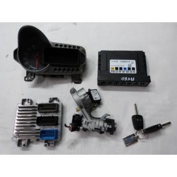CHEVROLET AVEO T300 1.4 компьютер двигателя ИМО 12R.