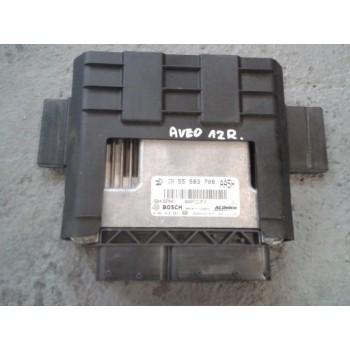 CHEVROLET Aveo T300 компьютер 281018383 E5955583708