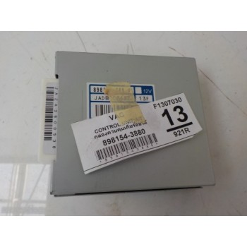 Isuzu D-Max II компьютер коробка автомат
