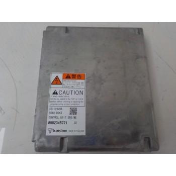 Isuzu D-Max II компьютер двигателя 8982345721