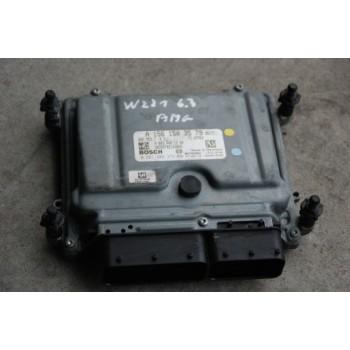 1561503579 MERCEDES W216 W221 компьютер двигателя 6.3